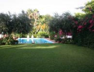 villa bragho pool